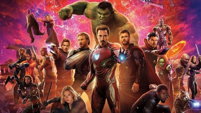 Marvel Disney+ projesi