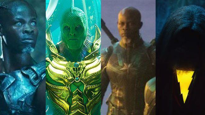 Captain Marvel ve Shazam filminde yer alan ortak aktör