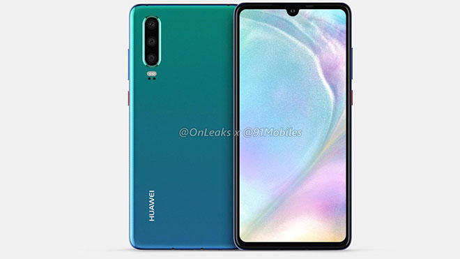 Huawei P30 Lite Huawei Nova 4e