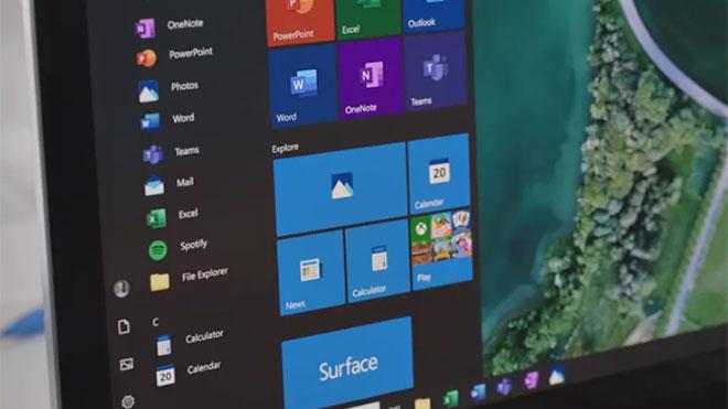 Windows 10 Microsoft