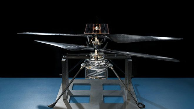 NASA Mars helikopter