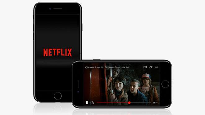 Netflix abonelik