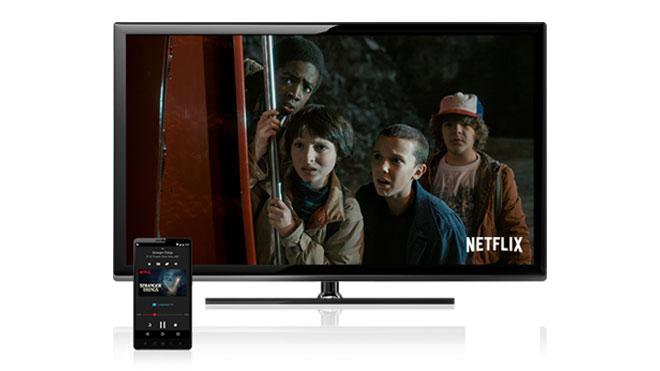 Netflix izleme süresi