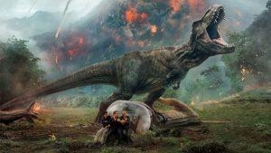 Netflix Jurassic World