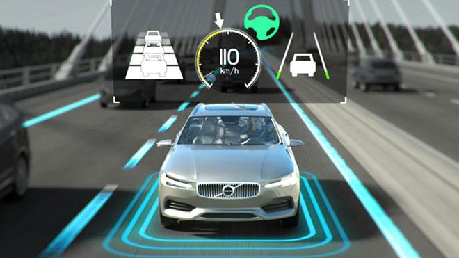 Hız Limiti Volvo