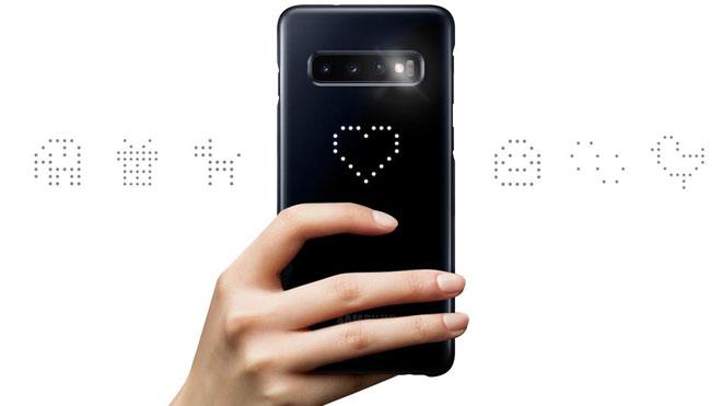 Samsung Galaxy S10 ailesi aksesuar