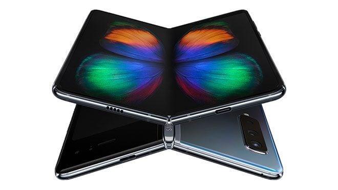 Samsung katlanabilir telefon Galaxy Fold