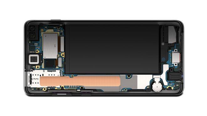 Samsung Galaxy S10 ailesi