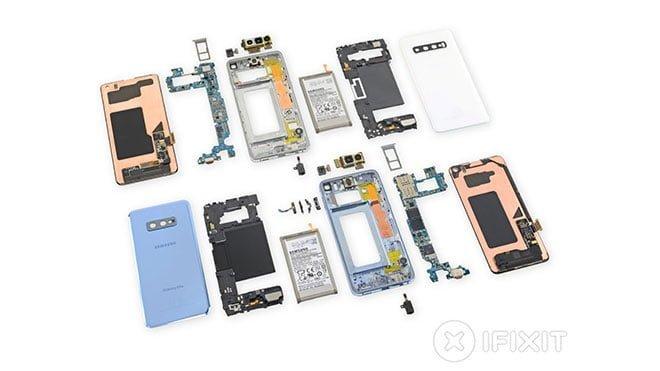Samsung Galaxy S10 Galaxy S10e Galaxy S10+ iFixit