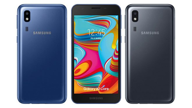 Samsung Galaxy A2 Core Android Go