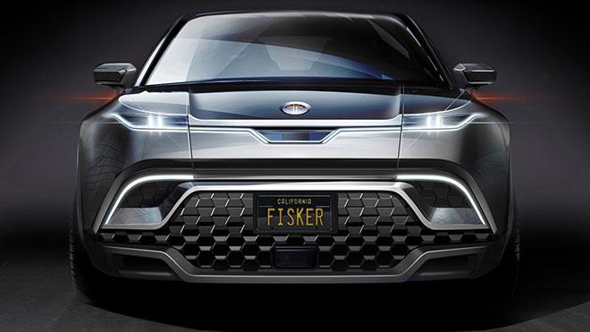 Tesla SUV Fisker SUV