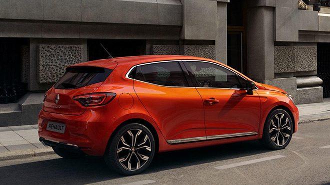 2020 Renault Clio otomobil