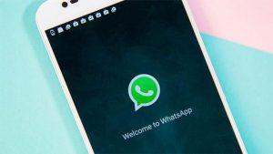WhatsApp koyu arayüz