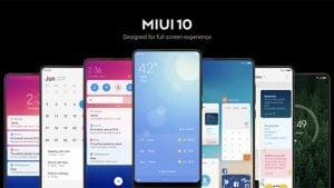 Xiaomi MIUI 10 MIUI 11