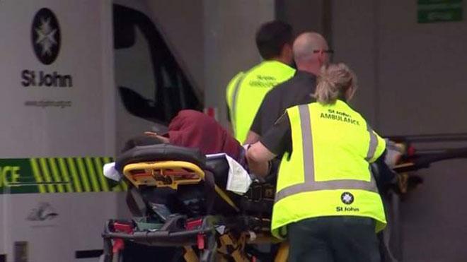Yeni Zelanda Cami saldırıları
