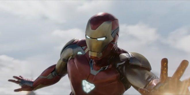 Iron Man Avengers Endgame