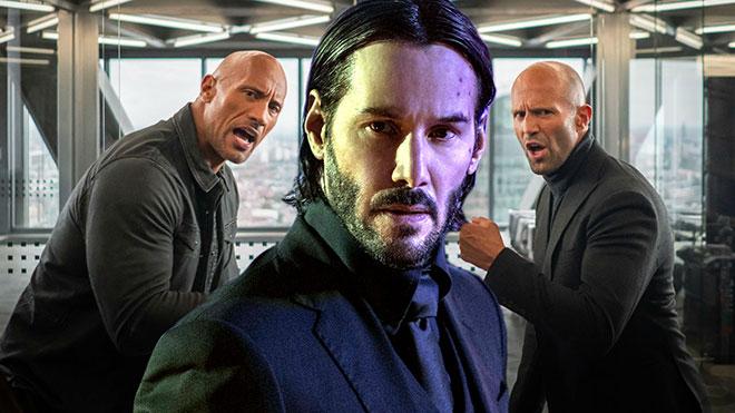 Hızlı ve Öfkeli Keanu Reeves