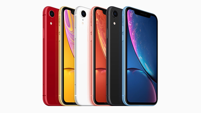 Apple 2019 iPhone XR iPhone XI iPhone XI Max