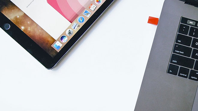 Apple Mac iPad