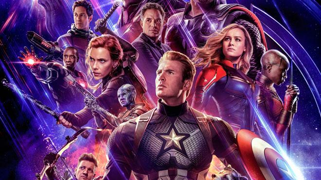 Marvel Studios'un Avengers Endgame için rekor reklam bütçesi