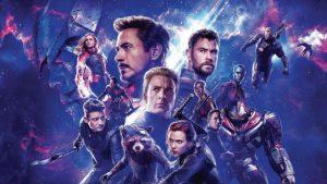 Avengers Endgame bilet