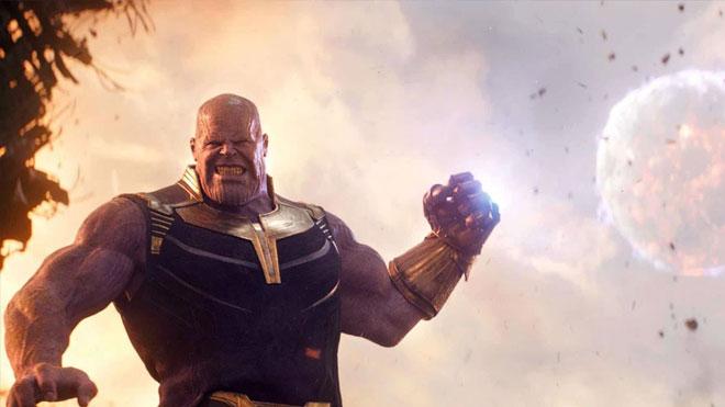 Avengers Endgame Google ın Thanos sürprizi