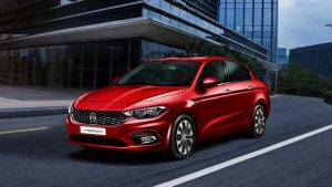 2020 Fiat Egea Sedan