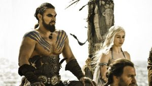 Game of Thrones Jason Momoa