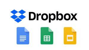 Google ve Dropbox iş birliği