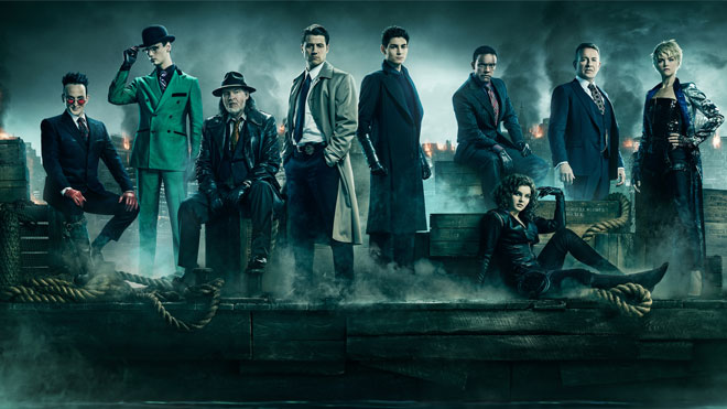 Gotham 5. sezon Batman finali