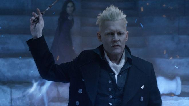 Harry Potter evreninde geçen Fantastik Canavarlar 3 filminde gerginlik