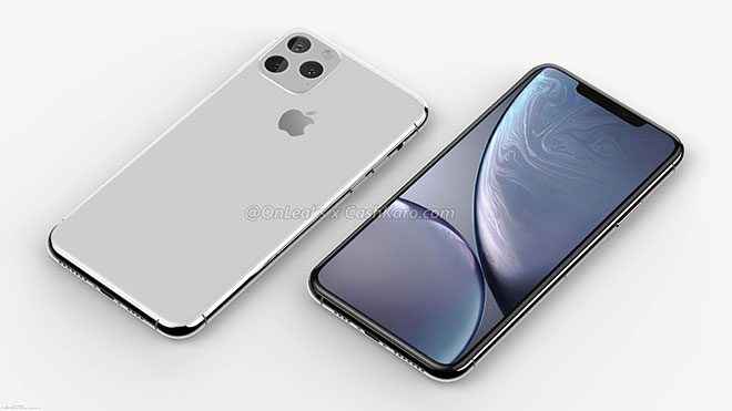 Apple iPhone XI ve iPhone XI Max