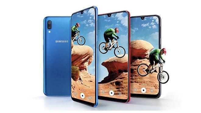 Samsung Galaxy A serisi