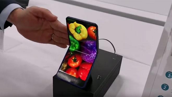 katlanabilir telefon katlanabilir ekran