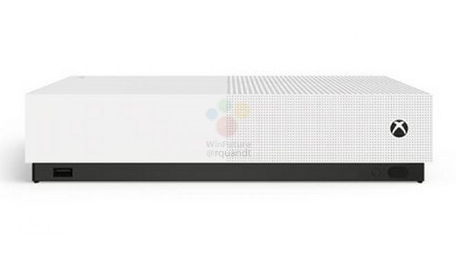 Microsoft Xbox One S All Digital