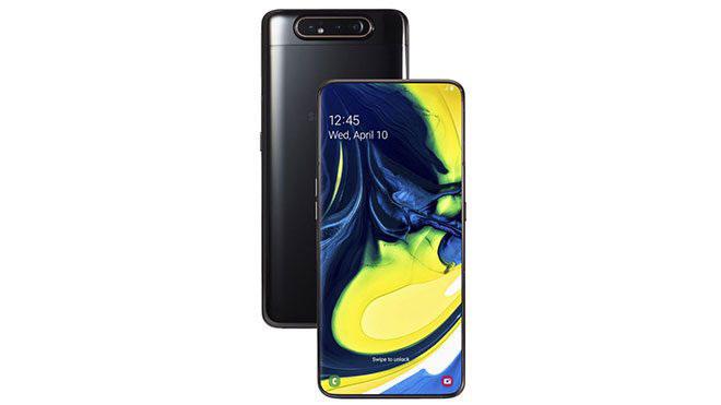Samsung Galaxy A80 kılıf