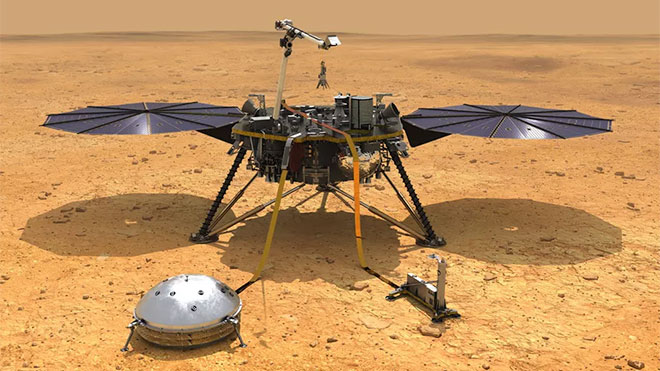NASA Mars InSight