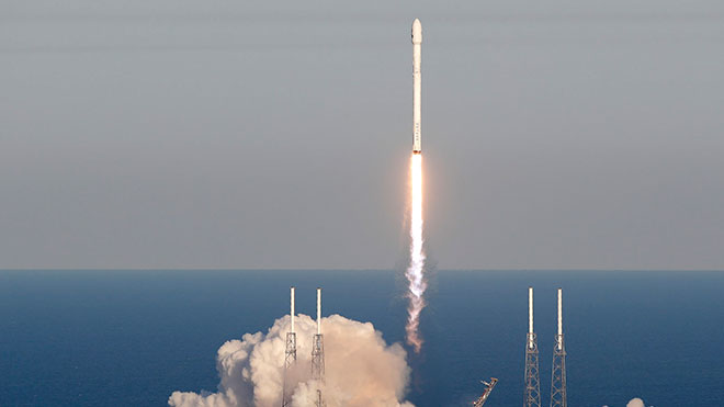 NASA SpaceX