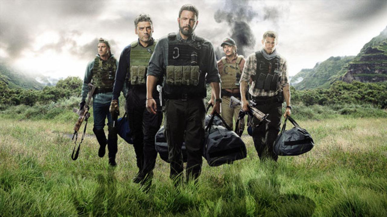 Netflix izleyicilerinin yeni favorisi: Triple Frontier - LOG