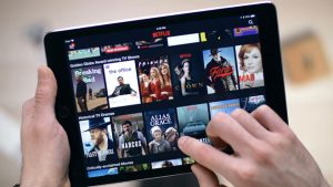 Netflix iPad iPhone AirPlay