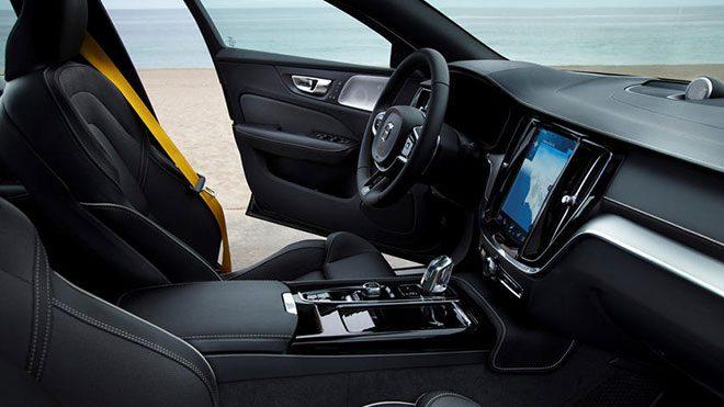 Volvo V60 ve XC60 Polestar Engineered