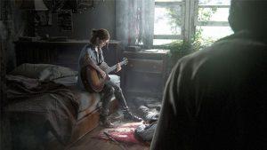 PS5 Last of Us Part II