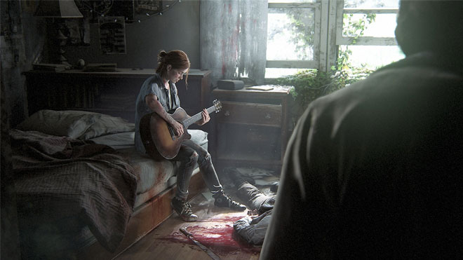 PS5 Last of Us Part II