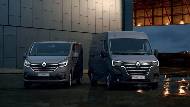 Ailenin son üyeleri de göründü; işte 2019 Renault Master ...