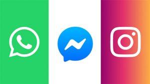 Resmi açıklama geldi; Messenger, Instagram ve WhatsApp