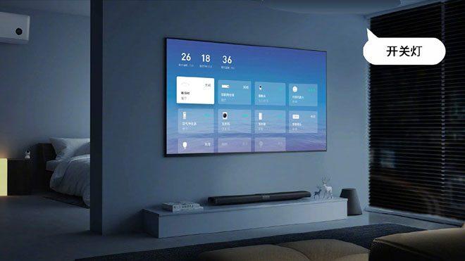 Xiaomi Mi Mural TV televizyon