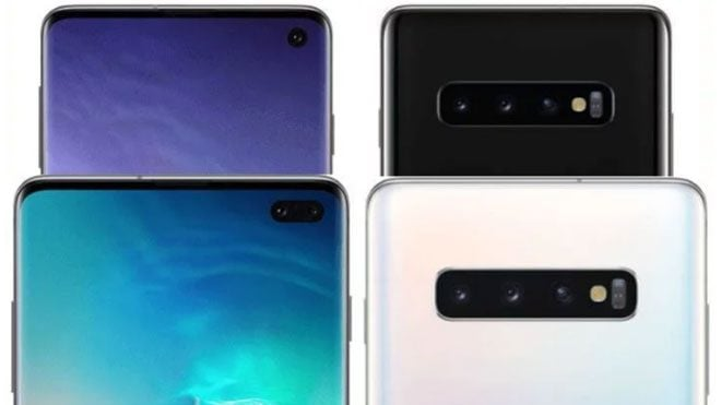 Samsung Galaxy S10 Samsung Galaxy S10+ Galaxy So1 Plus Galaxy S10e
