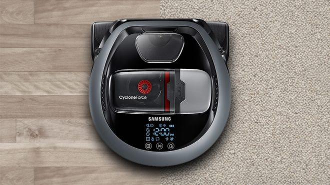 Samsung Powerbot robot süpürge