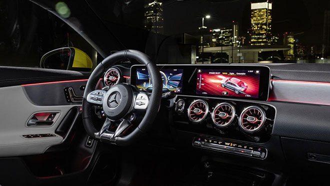 Mercedes-Benz 2020 Mercedes-AMG CLA35