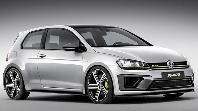 Volkswagen Golf R Plus